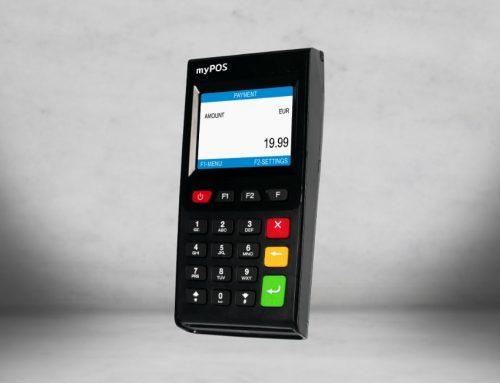 myPOS Go im Test: einfaches und günstiges Kartenterminal mit SIM-Karte