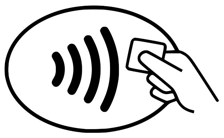 kontaktloses Logo