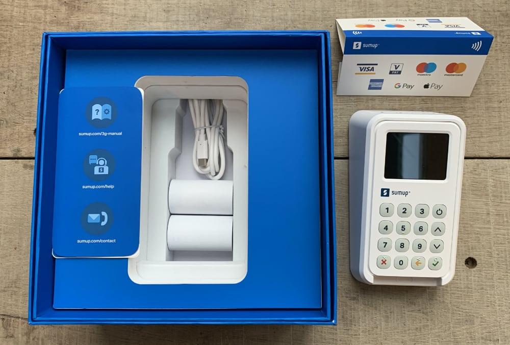 SumUp 3G Bondrukerpaket
